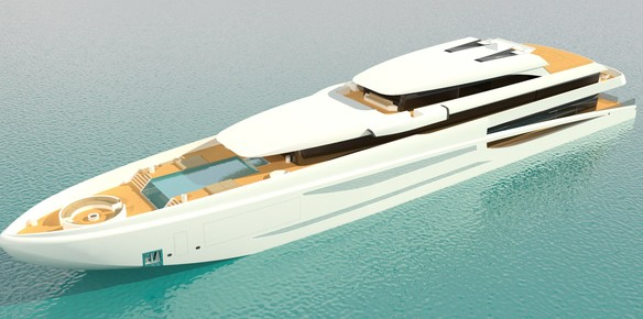 YXXI Yacht Design's Home From Home Concept