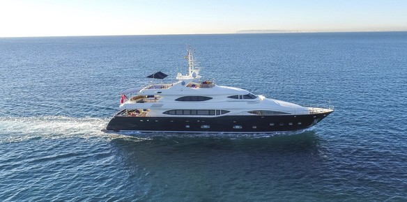 World Yacht Group Sell 40m M/Y Bunker