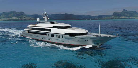 VSY and Espen Oeino's 64m Approaches Completion