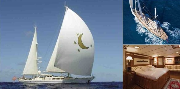 Sailing Yacht Galileo For Charter With Nicholson Yachts
