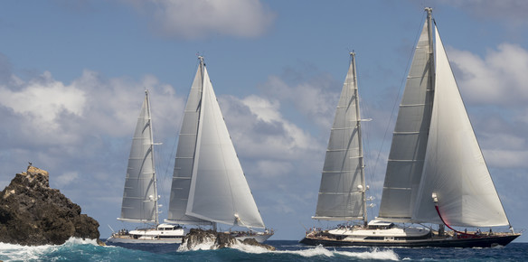 St Barths Bucket Regatta Kicks Off in Style