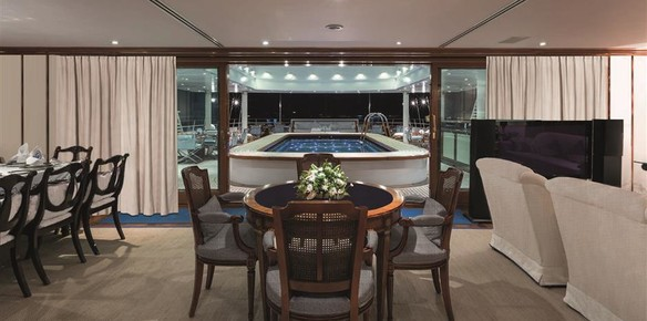 Interior Insight: Elegance and Comfort On Grand Ocean