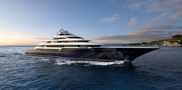 Columbus Yachts Venture into the Giga Realm