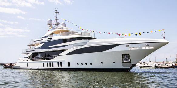 47m Bacchanal: Benetti Launching Spree Continues