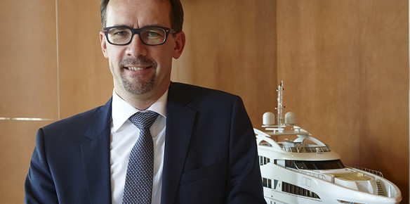 Director of Operations on Growing Heesen's 'Harmonious Machine'