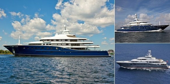 Largest Yachts of the 2010 Fort Lauderdale Boat Show