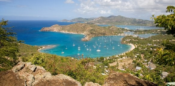Two Weeks Before the 2010 Antigua Charter Yacht Show (photos Antigua & Barbuda Tourism Authority)