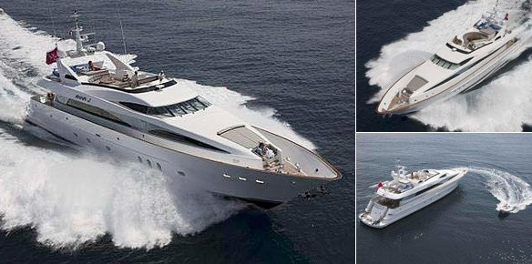 M/Y Anna J Available for 2011 Summer Charter in Croatia