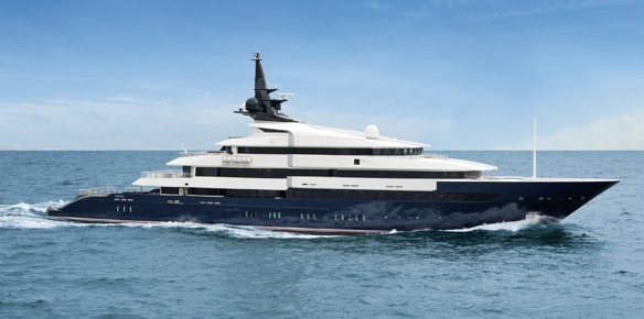 oceanco officially delivers superyacht seven