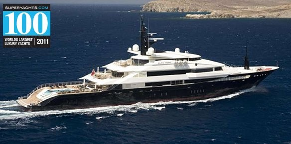 Looking To Charter Or Purchase One Of The Largest Yachts In World Our Brand New 2011 Top 100 Brokerage Lists Offer You An Extensive And