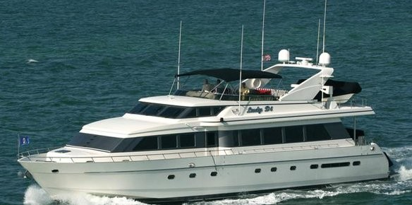 IYC Announce Price Reduction of M/Y Lady Di