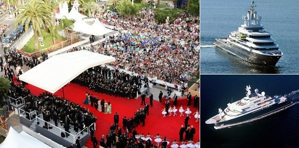 Cannes Film Festival 2011 Attracts Largest Superyachts