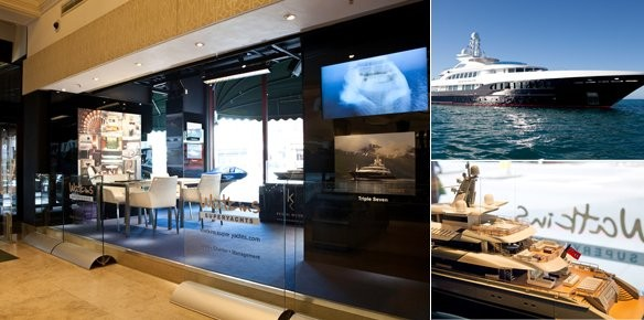 (Images courtesy of Watkins Superyachts)