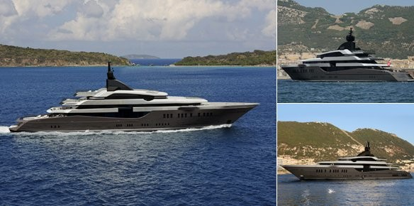 Hot Lab Introduce New Oceanco PA 168 Design
