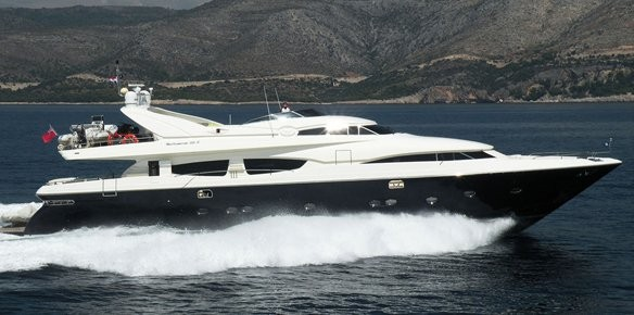 Cape 4 Yachting Signs M/Y Aifos for Sale
