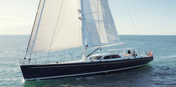 Superyacht Antares III Sets Sail from New Zealand