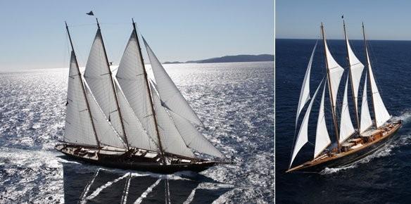 superyacht atlantic  rebirth of a classic