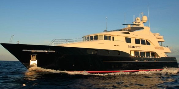 43 metre Big City for sale and charter with IYC