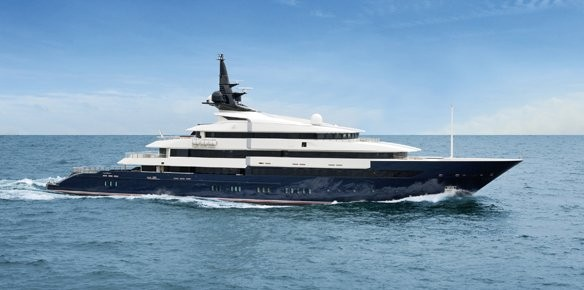 Superyacht Seven Seas to attend the 2011 Monaco Yacht Show