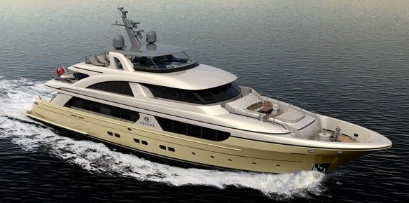 The Selene 128 Ocean Trawler from Guido De   | superyachts com