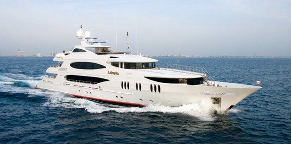 Merle Wood & IYC Sell Superyacht Lohengrin