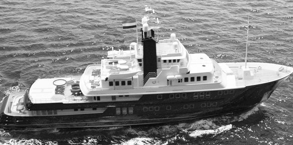 Vripack 60M Expedition Motor Yacht presented   | superyachts com