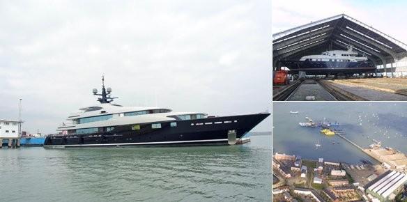 Solent Refit Expand to meet Demand | superyachts.com