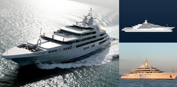 Dubai, Eclipse and the new 200m Donald Starkey concept