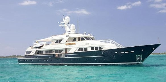 Denison Yacht Sales Sell Superyacht Golden Rule