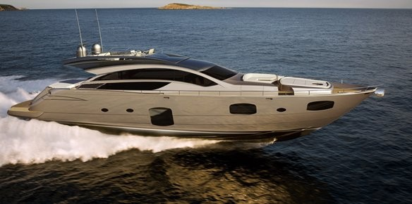 Pershing Unveil the Iconic 82' Performance Yacht