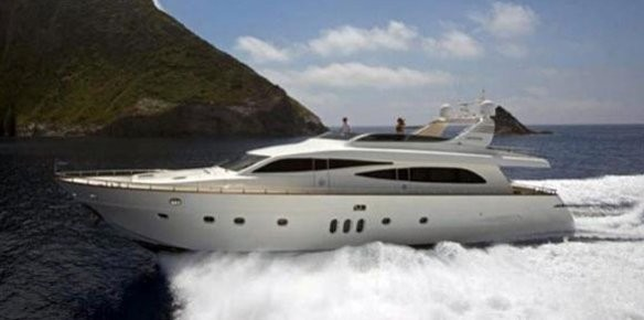 Denison Yacht Sales Reduce Price of San Souci