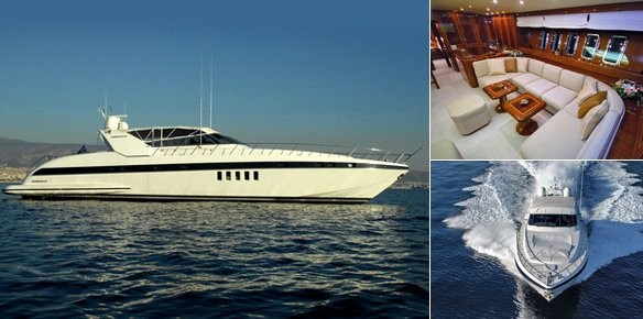 Chrysanthe S Price Reduction at Denison Yacht Sales
