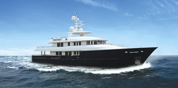 High Acclaim for Superyacht Star at the Hainan Rendezvous