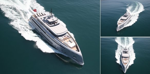 Yachting Partners International Sign Superyacht M for Sale