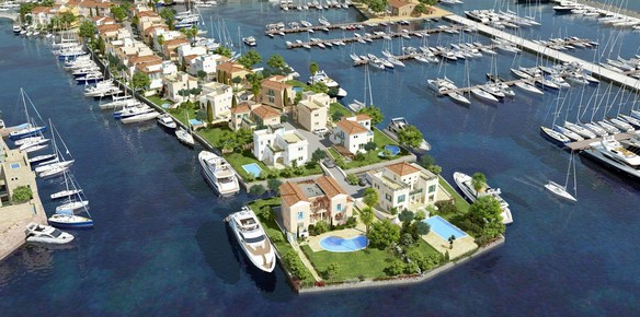 Limassol Marina Set to Welcome First Yachts by 2012