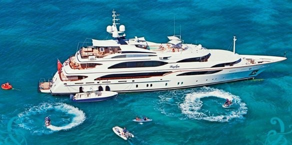 IYC Sell Superyacht Four Aces