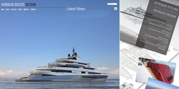 Axis Group Yacht Design Launch New Website