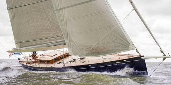 Hoek Designs Launch First Pilot Classic.. | superyachts.com