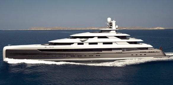 Superyachts For Sale >> Fraser Yachts Sign 88m Superyacht Illusion Superyachts Com