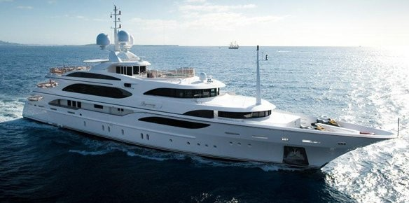 I Dynasty Signed for Sale with SuperYachtsMonaco