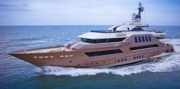 Superyacht In Focus: The 60m CRN J'Ade