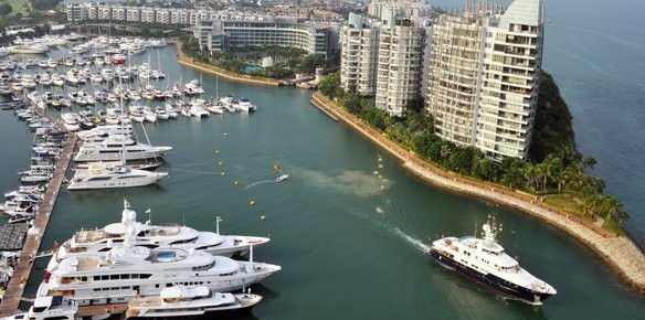 Singapore Yacht Show Reports Successful 3rd Year