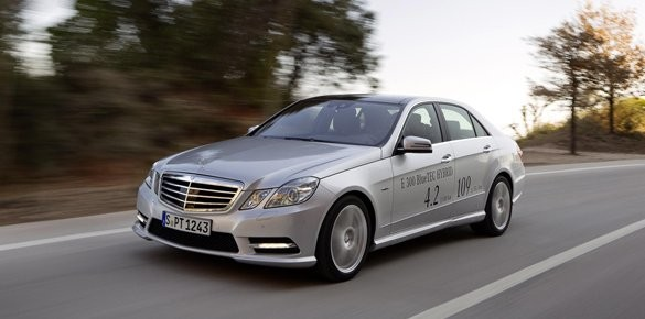 Mercedes to Launch new Luxury Hybrid Model