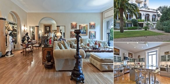 Luxury Bourgeois Apartment on the Market in Cannes