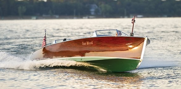 "Restored 1932 ""Hornet"" boat to be sold at Hershey Auction"