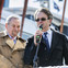 Gabriele Zucconi and Mr. Claudio Rossi at the opening ceremony of Endeavour II