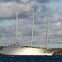 A Revelation: Sailing Yacht 'A' Under Sail