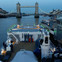 A Game Changer: On Board A Support Vessel in London