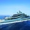 The 111-metre concept collaboration between AMELS & H2 set for unveiling in Monaco