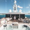 Live life with unbridled relaxation on board the eco-superyacht Grace E - available for charter with Burgess